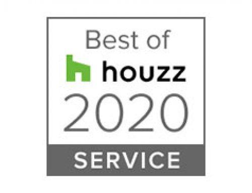 Best of Houzz 2020 – Service